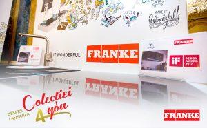 am lansat colecția 4 you by franke!